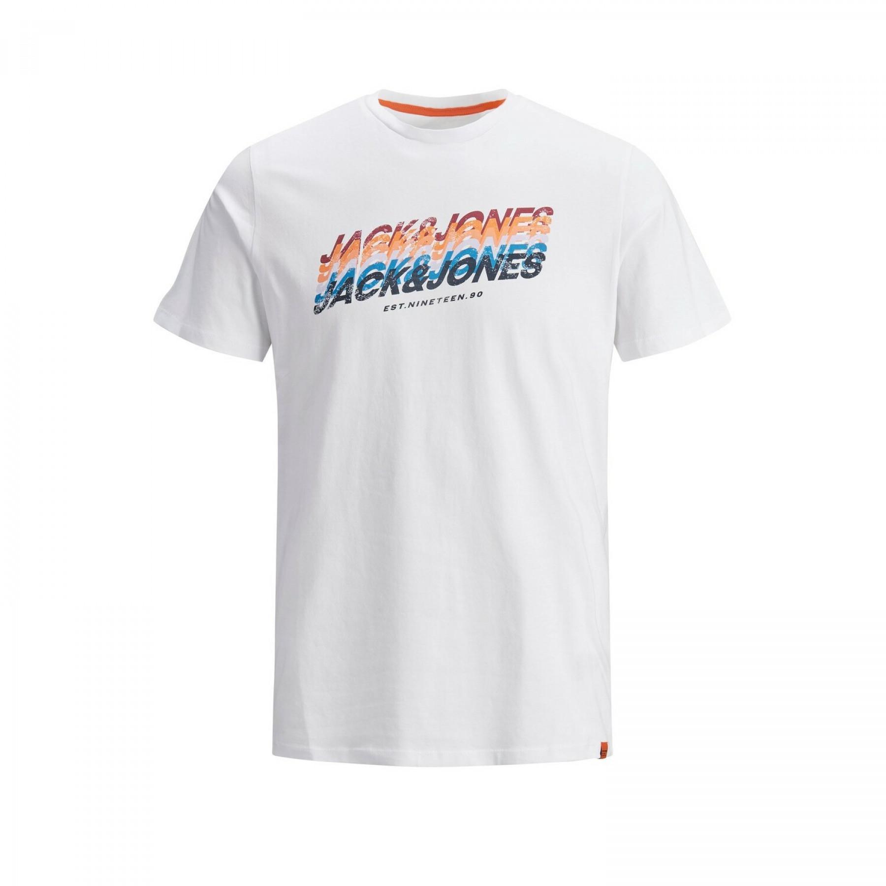 Jack & Jones tyler t-shirt met ronde hals