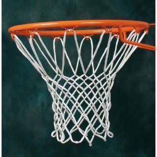 Paar 4mm nylon (polyamide) basketbalnetten Sporti France