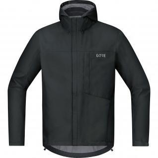 Gore-Tex C3 Paclite Hooded Raincoat