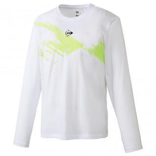 T-shirt Dunlop club ls shadow