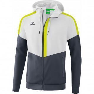 Erima Tracktop Squad Hooded Jacket