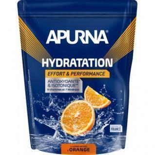 Doypack Apurna energiedrank Oranje - 1,5kg
