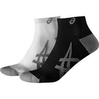 Pakket van 2 Asics Lichtgewicht sokken