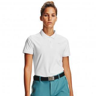 Under Armour Zinger Pique Polo Shirt voor dames