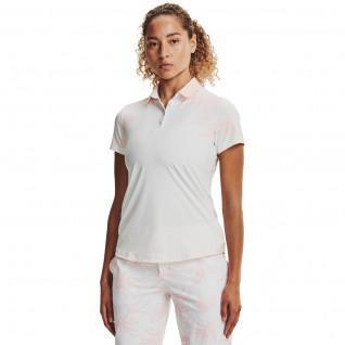 Women's Under Armour korte mouw iso-chill polo shirt