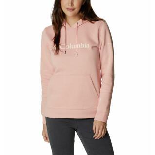 Sweatshirt à capuche femme Columbia Logo