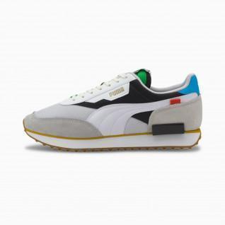 Puma Future Rider Unity White Sneakers
