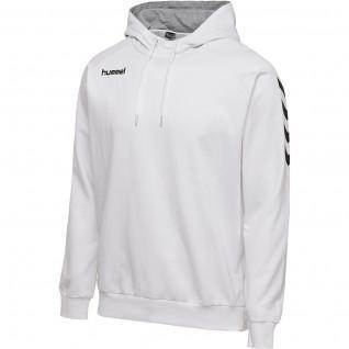 Hooded sweatshirt Hummel hmlgo katoen