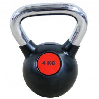 Kettlebell Leader Fit zwart 4kg
