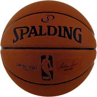NBA Spalding Ball Game Replica Size 7