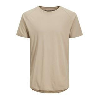 Jack & Jones Gebogen ss o-hals T-shirt