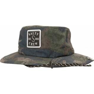 Boonie hoed Salty Crew S-Hook Milticam