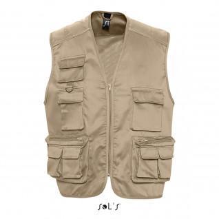 Sol's Wild Sleeveless Vest