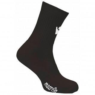 Macron vaste sokken