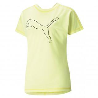 Vrouwen Puma Trein Favoriete Jersey Kat T-shirt