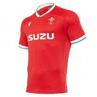 Home jersey Wales rugby 2020/21