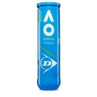 Tennisballen Dunlop Australian Open 4 fart
