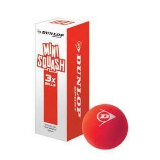 Set van 3 squashballen Dunlop fun