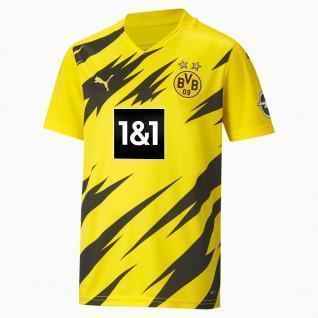 Borussia Dortmund 2020/21 Borussia Dortmund Home Junior Jersey 2020/21