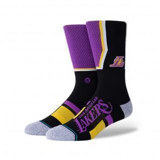 Los Angeles Lakers Shortcut 2 Sokken