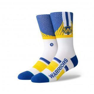 Golben States Warriors Socks
