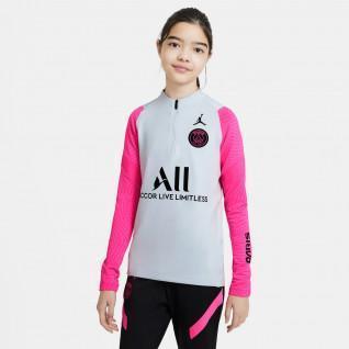 PSG Dynamic Fit Strike 2020/21 Sweatshirt voor kinderen