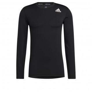 adidas Techfit Compressie Lange Mouw T-Shirt