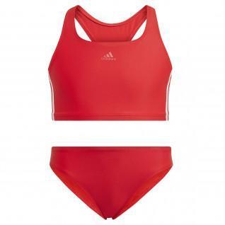 adidas Kids Bikini 3-Stripes