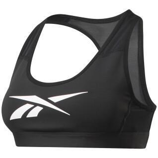 Damesbeha voor zwemmersrug Reebok Lux Vector