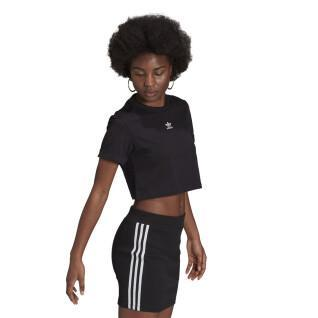 Dames-T-shirt adidas Adicolor Essentials Cropped