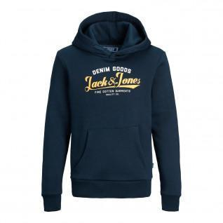 Sweatshirt kind Jack & Jones JJelogo blokkering
