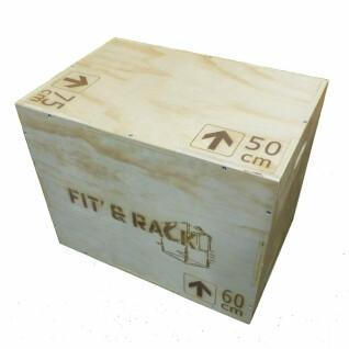 Box sprong hout Fit & Rack 50x60x75