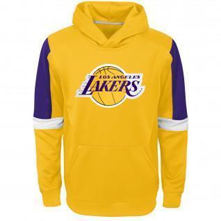 Hoodie enfant Outerstuff NBA Los Angeles Lakers