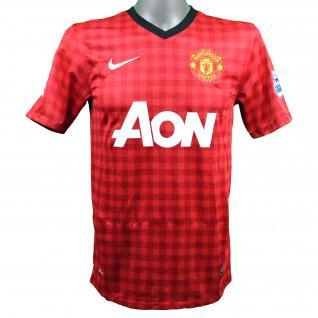 Home jersey Manchester United 2012/2013 Van Persie