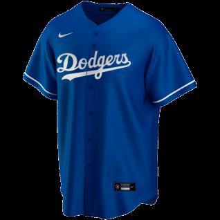 Officiële replica los angeles dodgers jersey
