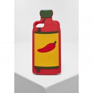 Case voor iPhone 7/8 Urban Classics chili