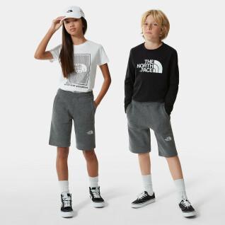 Fleece shorts voor kinderen The North Face