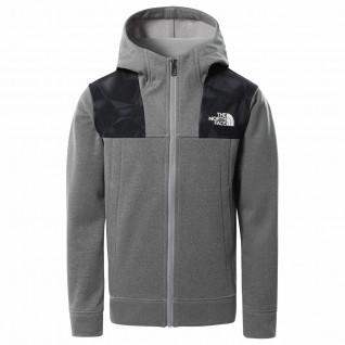 The North Face Hooded Surgent Kids Jas met rits