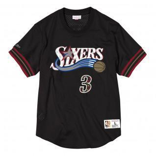 Philadelphia 76ers trui naam & nummer Allen Iverson