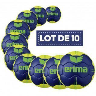 Pakket van 10 Erima Pure Grip Balloons N° 4