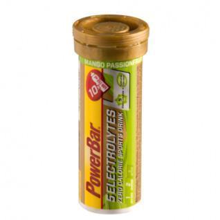 PowerBar-tabletten Elektrolyten 5- Mango-passion Fruit (12X10 tabbladen)