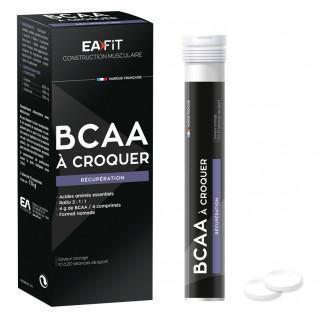 EA Fit Citroenkauwbaar BCAA (2x20 tabletten)