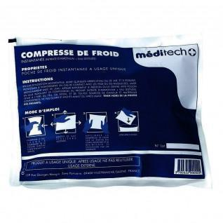 Pakket van 12 Koude kompressen Tremblay Méditech+.