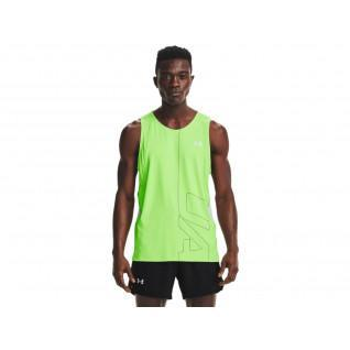 Onder Amour Iso-Chill Run 200 Wind Long Sleeve Top