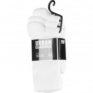 Pakket van 3 Urban Classic Sport Sokken