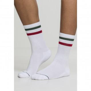 Pakket van 2 Urban Classic 3-Stripes Sokken