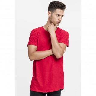 Urban Klassiek langgevormd lub raglan t-shirt