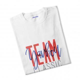 Dames-Team Yavbou Klassiek T-shirt