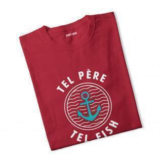 T-shirt jongen Tel Vader Tel Vis