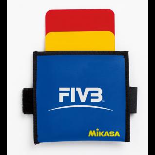 Scheidsrechterskaart spel Mikasa VK